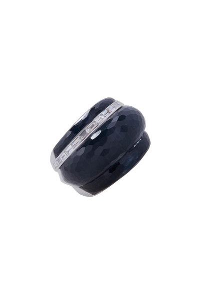 Stephen Webster - Blue Sapphire Stack Ring