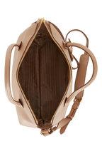 Prada - Cammeo Leather Top Zip Crossbody