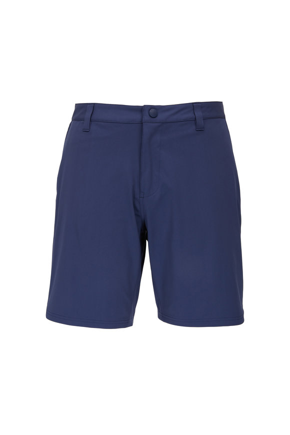 Rhone Apparel Commuter Navy Shorts