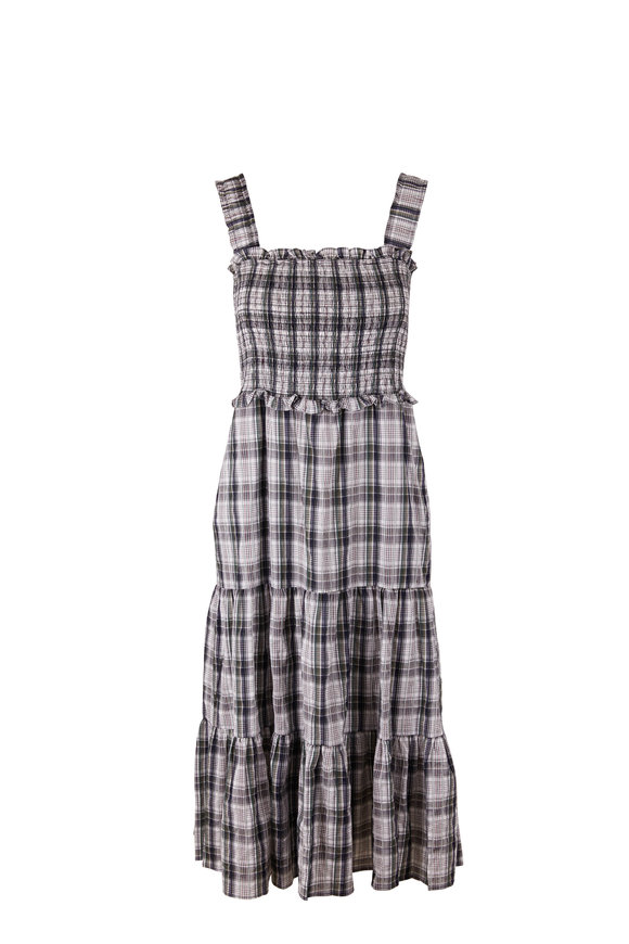Veronica Beard Ziada Multi Sleeveless Dress