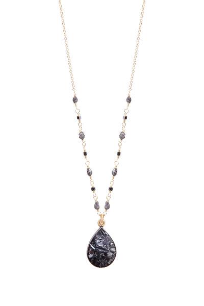 Dana Kellin - Yellow Gold Diamond Necklace