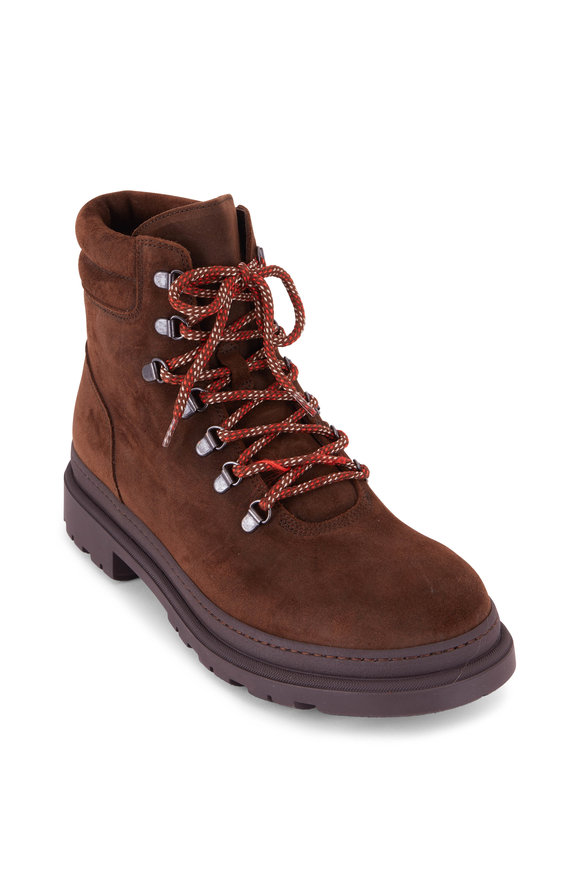 To Boot New York Keyes Otter Suede Hiking Boot