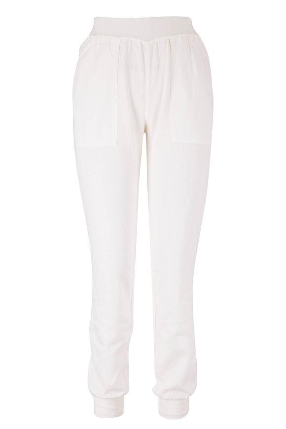 Faherty Brand Arlie Day™ White Pant