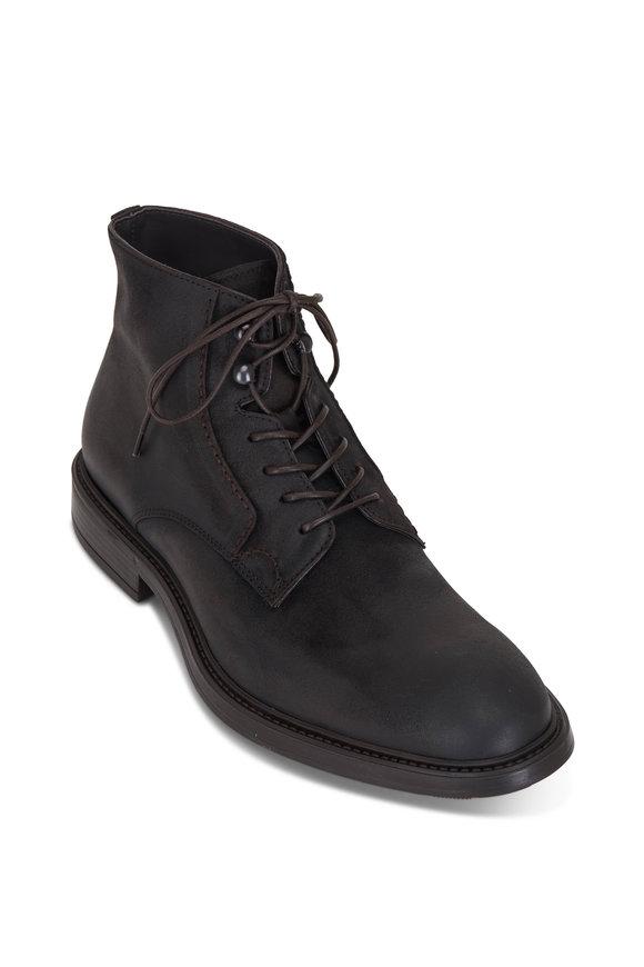 To Boot New York Major Ebano Leather Chukka Boot