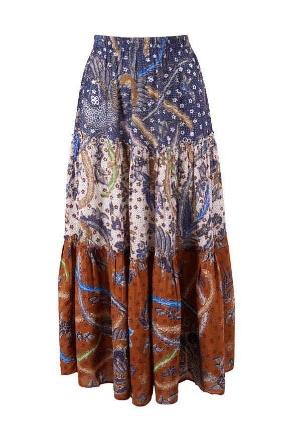 Cara Cara Melanie Multicolor Batik Skirt