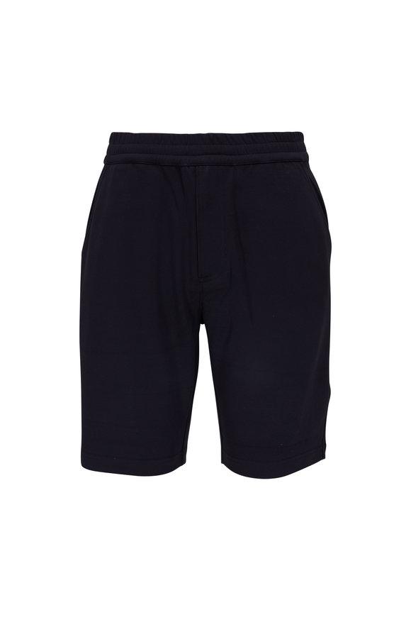 Raffi  Navy Sweat Shorts