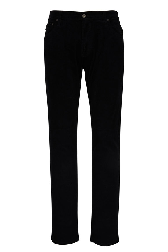 AG Tellis Brown Modern Slim Pant