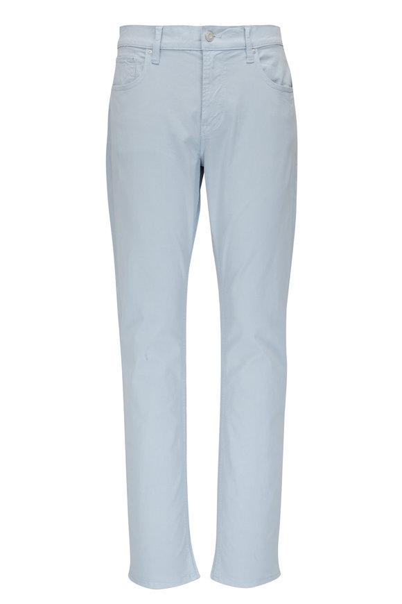 Hudson Clothing Blake Blueridge Slim Straight Twill Pant