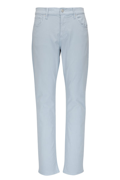Hudson Clothing - Blake Blueridge Slim Straight Twill Pant