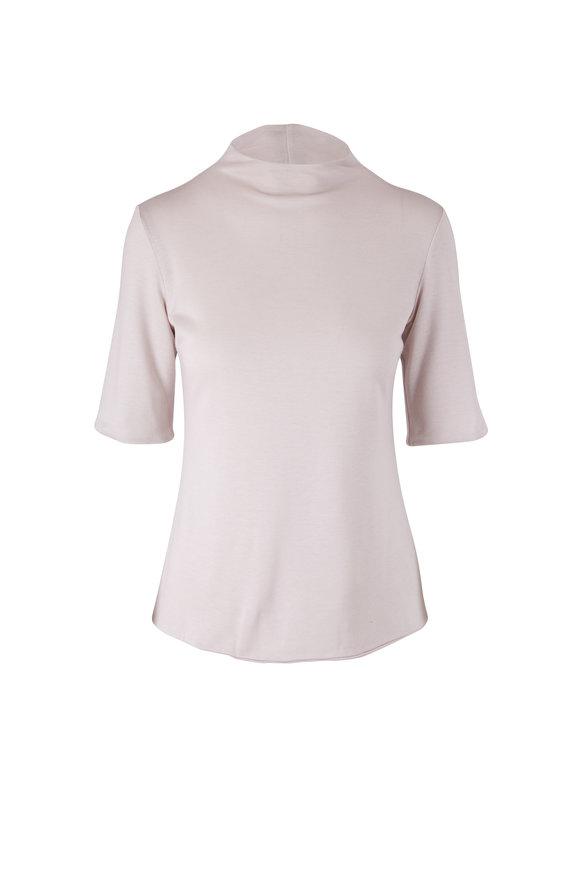 KZ_K STUDIO Leto Beige Short Sleeve T-Shirt