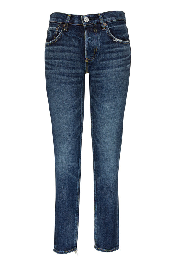 Moussy Etta Denim Tapered Skinny Jean