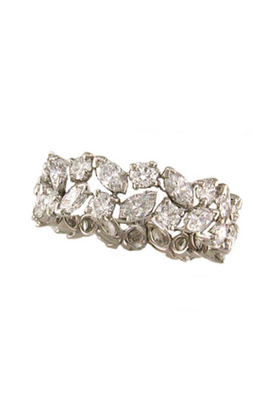 Oscar Heyman - Platinum Diamond Ring