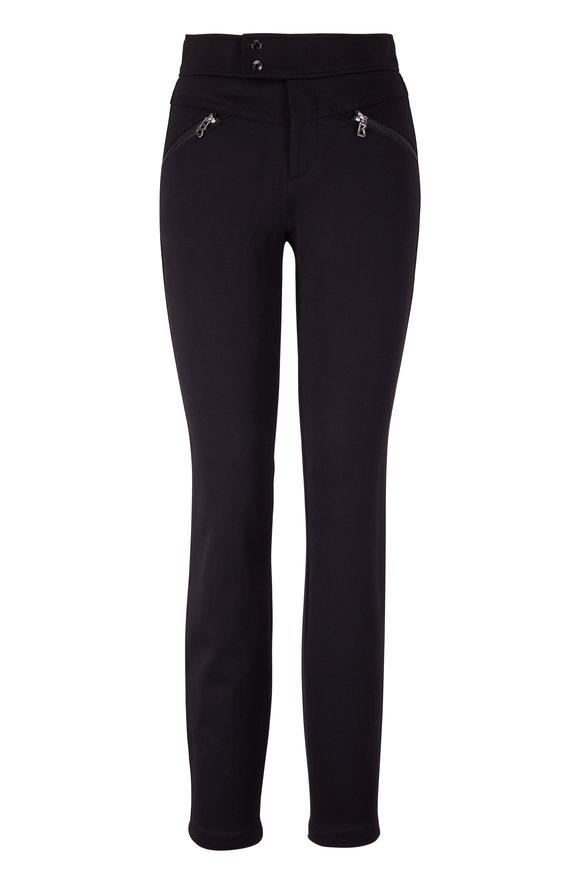 Bogner Lindy Black Zip Pocket Pant
