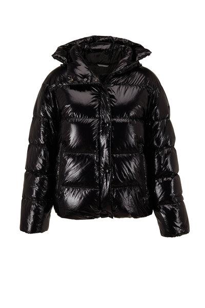 Bogner - Evelia-D High Gloss Black Puffer Jacket