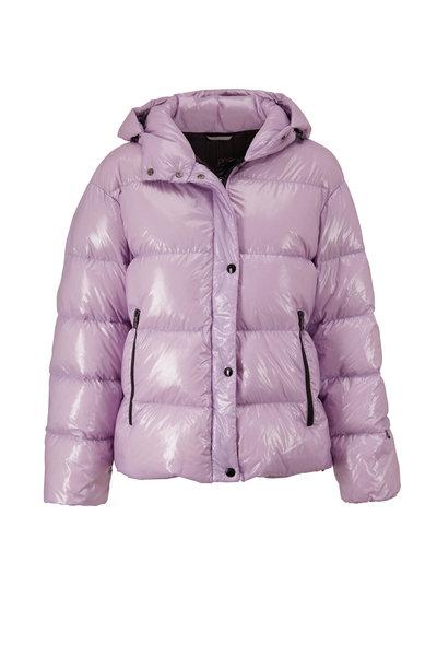 Bogner - Evelia-D High Gloss Mauve Puffer Jacket