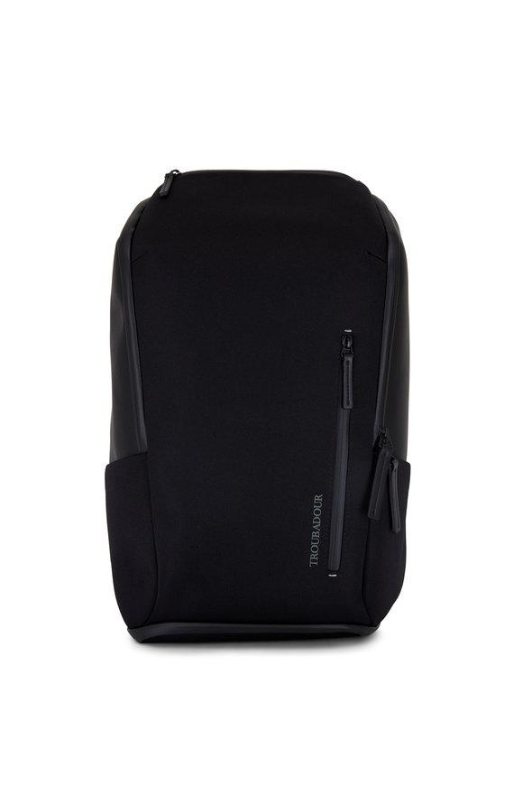 Troubadour Pioneer Black Explorer Backpack