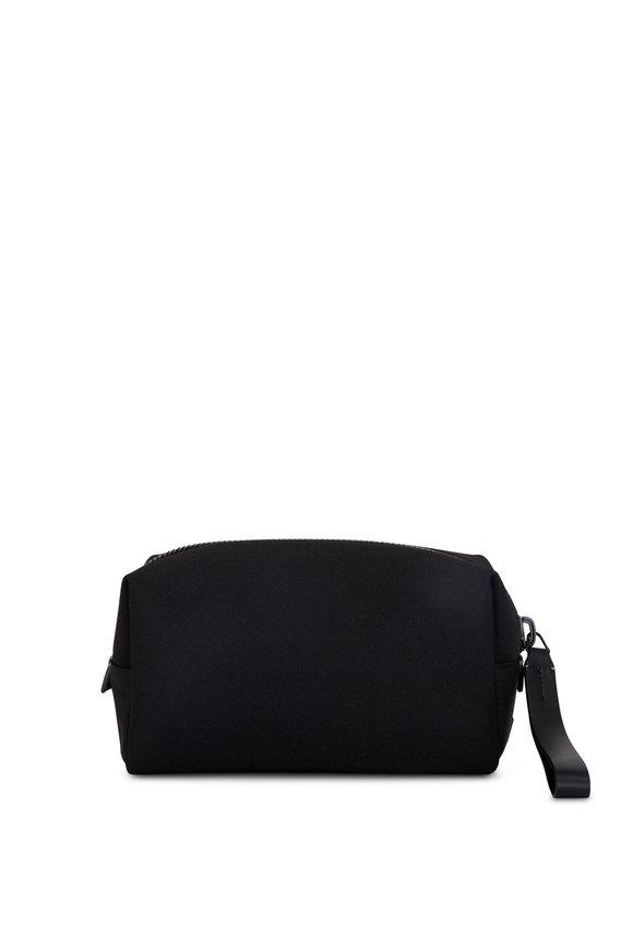 Troubadour Sidekick Black Adventure Wash Bag