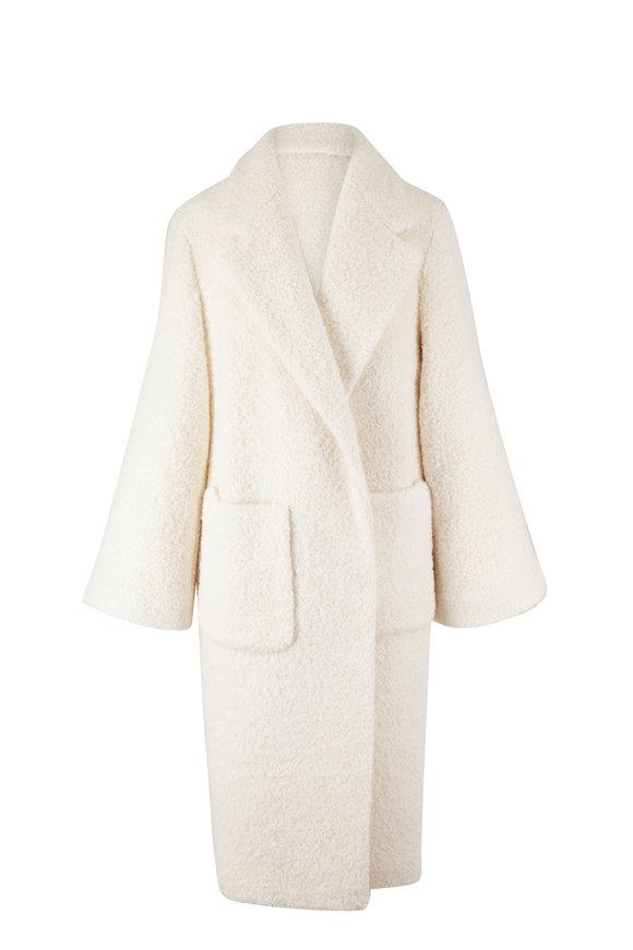 Dorothee Schumacher Light Layer Vanilla Coat