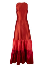 Sachin + Babi - Rori Spice V-Neck Gown
