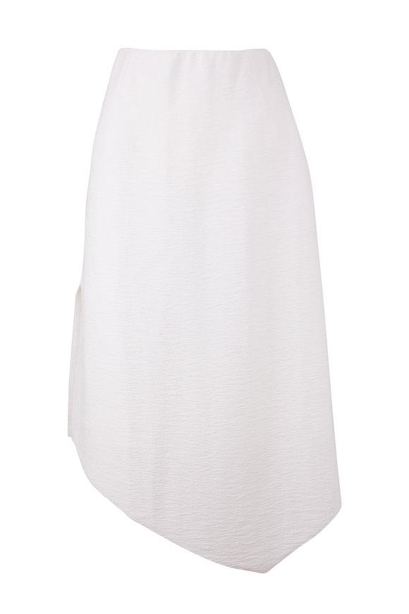 KZ_K STUDIO Albers White Skirt