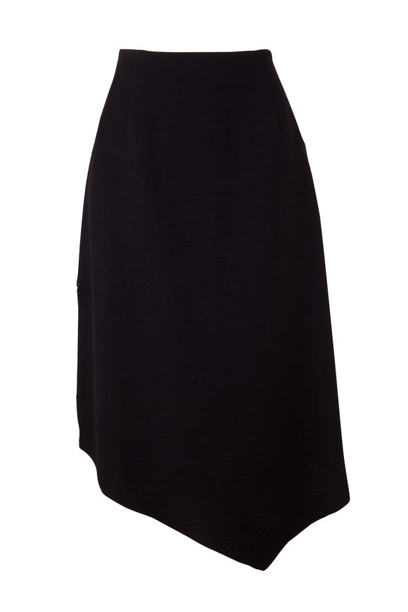 KZ_K STUDIO Albers Black Skirt