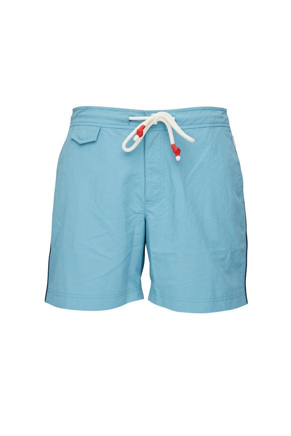 Orlebar Brown Standard Maya Blue Swim Trunks