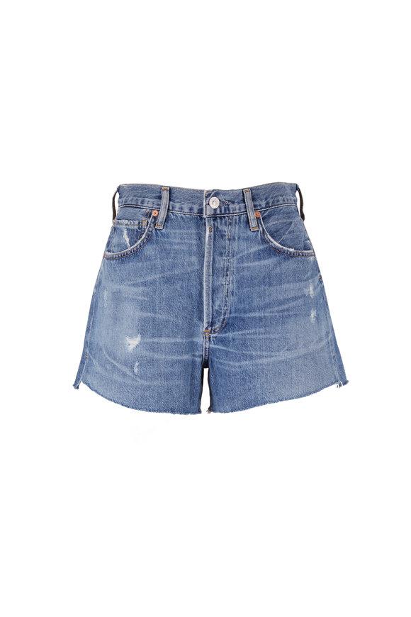 Citizens of Humanity Marlow Raw Edge Hem Shorts