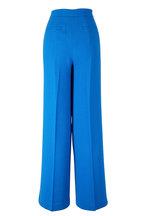 Lafayette 148 New York - Dalton Blue Wide Leg Pant
