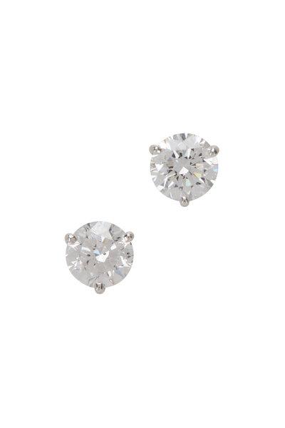 Louis Newman - Diamond Studs