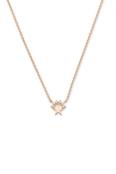 Nouvel Heritage - Mystic Diamond Small Star Necklace