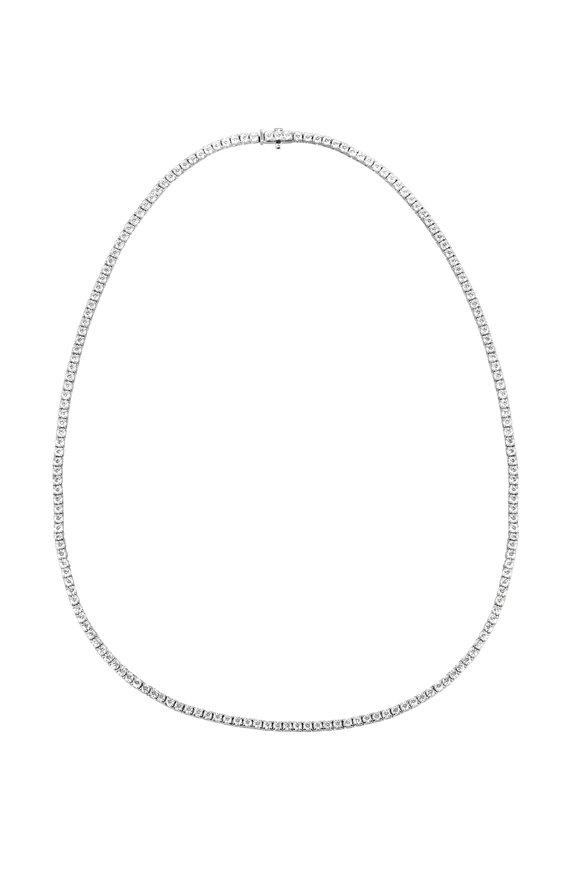 Nam Cho Basic Diamond Chain Necklace