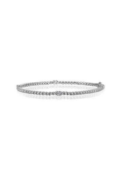 Nam Cho - White Diamond Tennis Bracelet