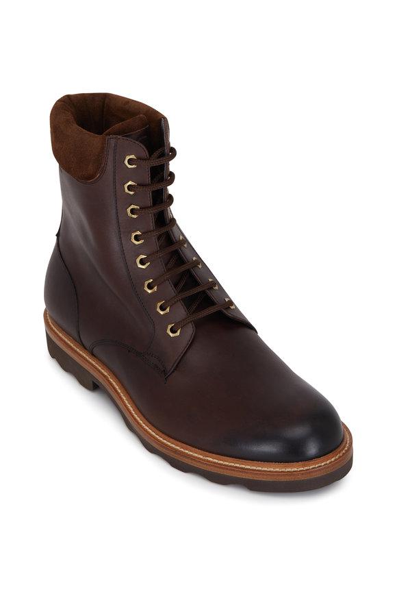 Di Bianco Oremo Grizzly/Cubano Leather Boot