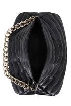 Chloé - Juana Black Medium Quilted Leather Chain Bag