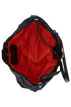 Alexander McQueen - Bundle Black Leather Trim Mini Shoulder Bag