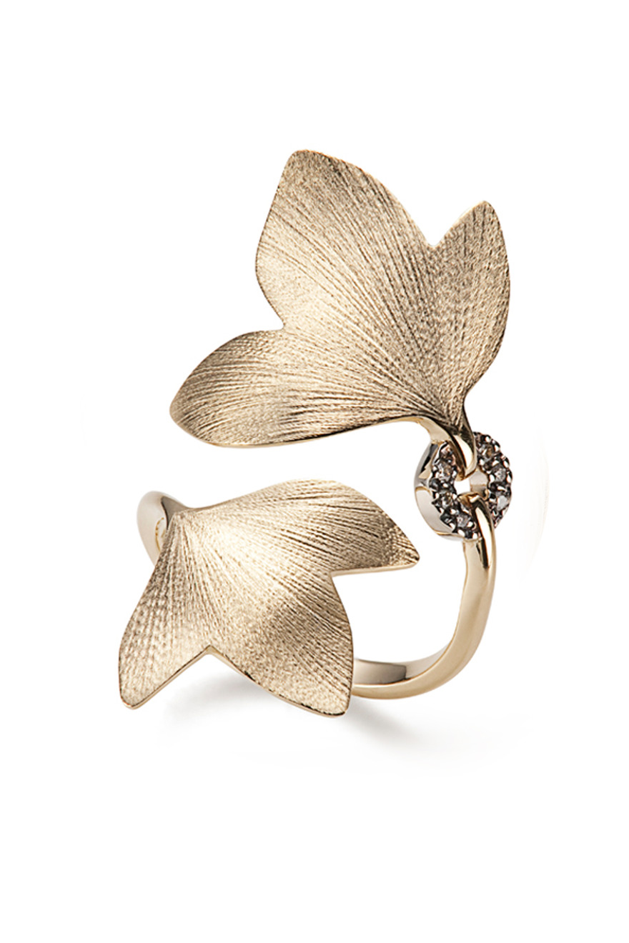 Noble Gold Hera Ring