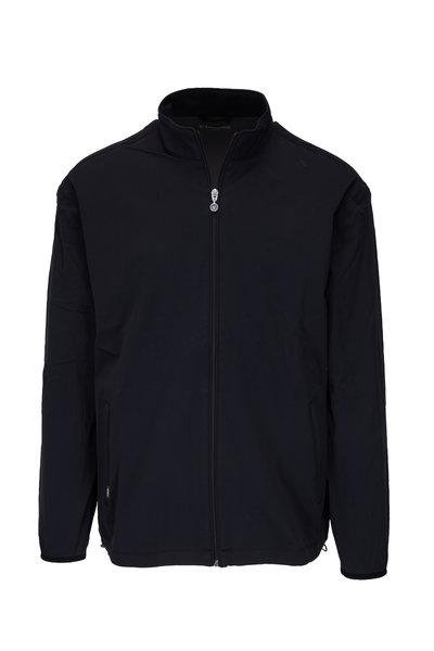 Linksoul - Polartec Black Waterproof Jacket