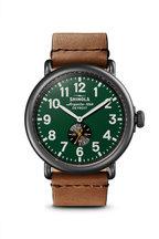 Shinola - The Runwell Green Watch, 47mm