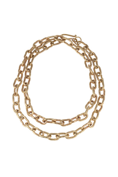 Ashley Pittman -  Bronze Chain Necklace