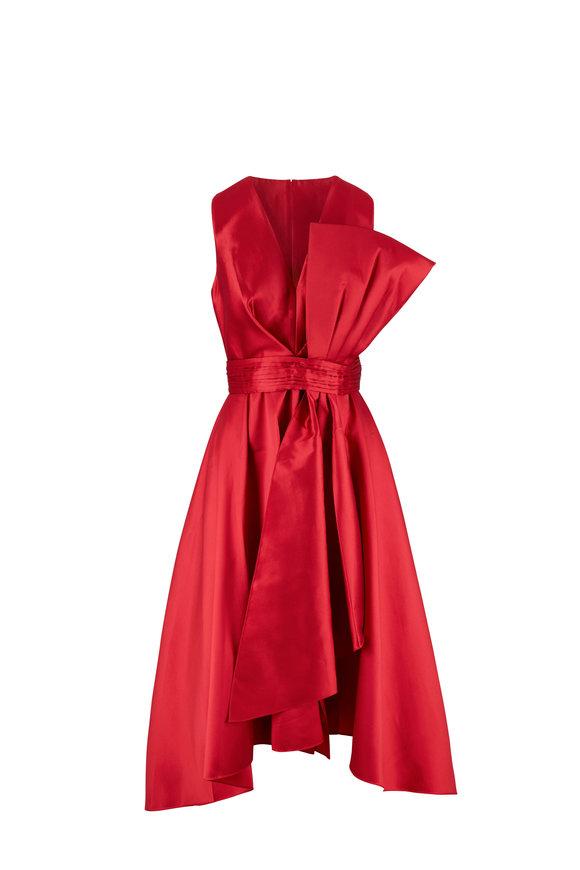 Sachin + Babi Blanche Cherry Sleeveless Gown