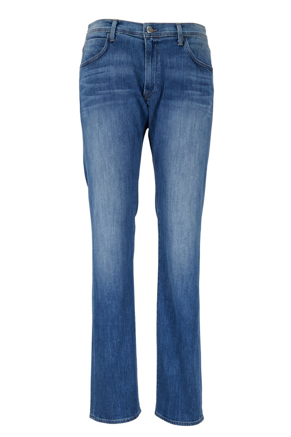 Agave Pragmatist Medium Wash Straight Leg  Jeans