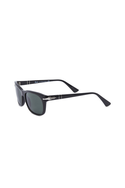 Persol - Wayfarer Black Sunglasses