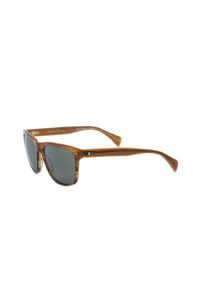 Paul Smith - Kingsmill Green Polarized Lens Sunglasses