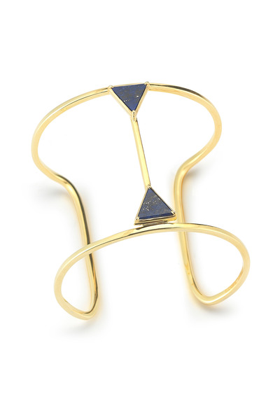 Elizabeth & James - Metropolis Double Tria Cuff