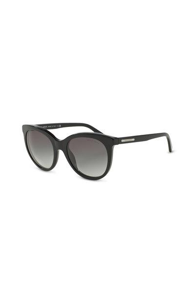 Armani Sunglasses - Timeless Elegance Black Round Sunglasses