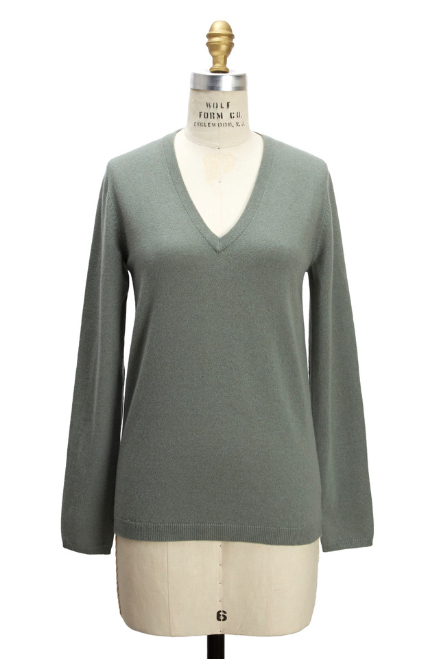 Thyme Cashmere Pullover