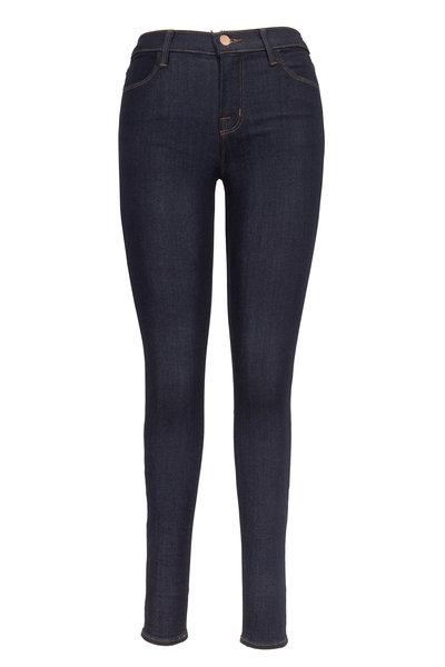 J Brand - Maria Super Skinny High Rise Jeans