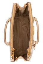 Prada - Caramel Saffiano Leather Medium Tote