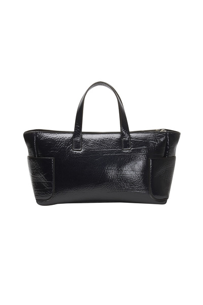 Brunello Cucinelli - Midnight Blue Leather East West Tote