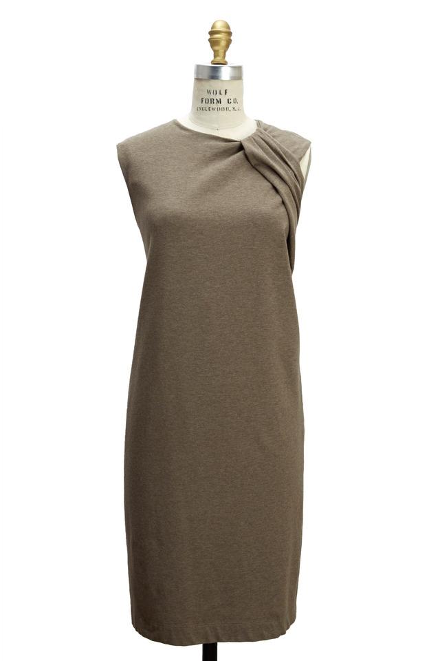 Espresso Jersey Dress